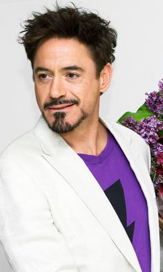 It doesn't get any better than Robert Downy Jr!
