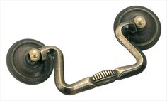 Amerock Allison Value 3 in mm) Center-to-Center Antique English Cabinet Pull Cabinet And Drawer Pulls, Dresser Pulls, Knobs And Pulls, English Antique Furniture, Classic Bar, Old Desks, Quality Cabinets, Hickory Hardware, Old World Charm