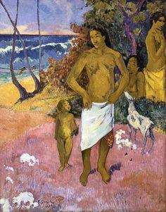 #GauguinSounds - Badende