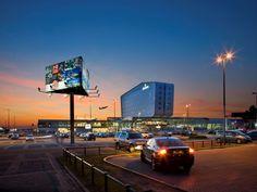 Uitbreiding terminal en nieuw hotel Eindhoven Airport