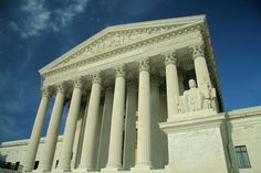 The Supreme Court Building in Washington D.C is just one of the many sights in D.C. that I have gotten to seen.