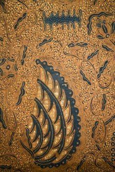 Trumtum Gurdo batik, Java, Indonesia.