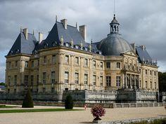 Vaux Le Vicomte Interior | Chateau de Vaux le Vicomte - Castles, Palaces and Fortresses