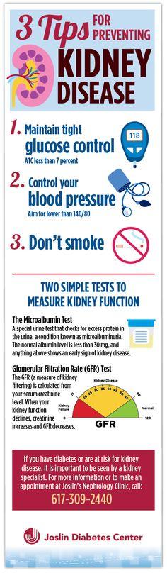 Tips for Preventing Kidney Disease