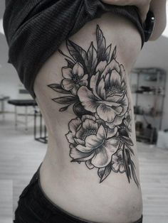 40 Wonderful Peony Tattoos You Will Adore