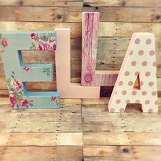 Shabby chic baby letters floral letter vintage nursery letter glitter nursery letters vintage decor vintage room decor shabby chic letters - Home Decor Shabby Chic Pink, Shabby Chic Baby Shower, Vintage Shabby Chic, Shabby Chic Decor, Vintage Decor, Vintage Ideas, Shower Baby, Girl Shower, Baby Showers