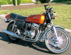 Classic 750 Honda Super Sport MotorCycle