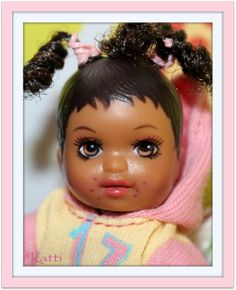 Kattis Dolls - Nikki as a Toddler  - AA
