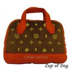 Jouet chien Chewy Vuiton Posh https://www.cupofdog.fr/jouet-chihuahua-petit-chien-xsl-352.html