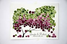 Image result for guest books tree