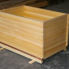 outlet tub with bench – sold out - D Buck - outlet tub with bench – sold out Bartok design Co. Wood Bathtub, Japanese Soaking Tubs, Plywood Boxes, Storage Chest, Improve Yourself, Bench, Design, Bathtubs, Tiny Homes