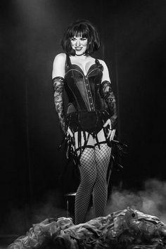 Jinkx Monsoon, Cabaret sexiness