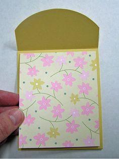 Splitcoaststampers - Flap Card Project Tutorial by Rose Ann Reynolds