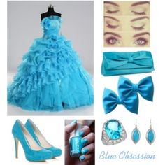 ♥ Blue Obsession ♥