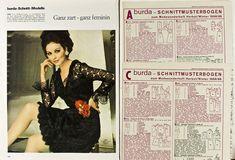 Burda International H/W 68/69 SH 17/68 | eBay Online Price, 1960s, Best Deals, Ebay, New Fashion, Fall Winter, Pattern