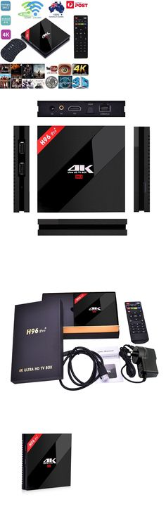 Other TV Video and Home Audio: 2017 October H96 Pro Plus Android Tv Box Kodi 17.3 Octa Core 4K -> BUY IT NOW ONLY: $99.99 on eBay!