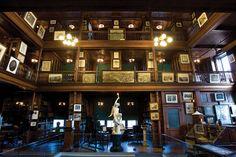 Thomas Edison's Lab