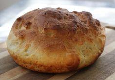 Cheesy Garlic Batter Bread » Dinner With Julie