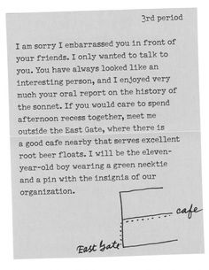 Lemony Snicket Letter Writing
