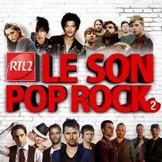 Tous les hits pop rock de la station phare. Inclus Bruno Mars, Muse, James Arthur, Hollysiz, Pheonix, Lana Del Rey, Texas, et bien d'autres !
