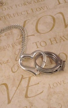 This isn't a ring, it's something to hold your ring when you have to take it off (and thus keep it close to your heart.) I need this.