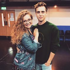 Jd And Veronica, Carrie Hope Fletcher, Heathers The Musical, Musical Theatre, Drawing People, Dream Life, Hair Inspo, Role Models, Carry On