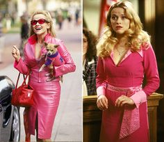 Clothes to Midnight: Legally Blonde