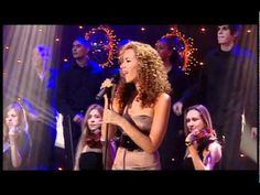 Leona Lewis - A Moment Like This (TOTP Christmas)