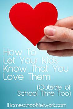 How to Love Your Kids Outside of Homeschool   iHomeschool Network