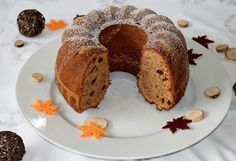 Gudrun's daily kitchen - ein österreichischer Foodblog: Pastinakenkuchen Homemade Desserts, Homemade Food, Gudrun, Bagel, Muffin, Bread, Breakfast, Recipes, Kuchen