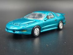 1996 96 PONTIAC FIREBIRD RARE 1:64 SCALE LIMITED COLLECTIBLE  DIECAST MODEL CAR