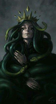 17 Ideas De Arte De Medusas Arte De Medusas Medusa Arte