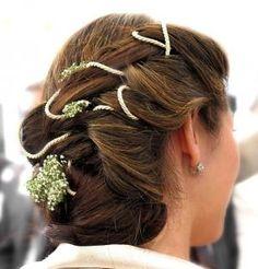Cómo elegir el tocado de novia perfecto