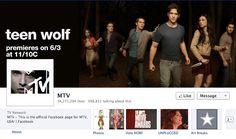 MTV Facebook TImeline