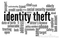 No one wants to think about it, but identity theft is becoming increasingly common. There is insurance for it! To find out more, call our office today to discuss your options.