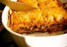 Baja California Torte | Mexican Recipes | Mexican Casserole Recipes | Mexican Recipes