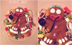 Ti'Biscuit cake