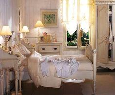 Arredamento in stile provenzale - L'illuminazione giusta