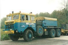 Berliet. Speciaaltransport Semi Trucks, Old Trucks, Pickup Trucks, Heavy Duty Trucks, Heavy Truck, Lyon, French Brands, Old Models, Commercial Vehicle