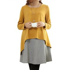 Women's Batwing Sleeve Blouse Maternity Clothes qpUVzSMG
