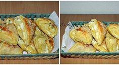 Pravo otkriće za mene, ukusnije od kroasana i mogu duže da stoje! SASTOJCI : - 500 gr brašna, - 2 jaja, - 1 sveži kvasac, - 100 ml ulja, - 300