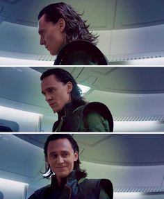 "#TomHiddleston | #Loki in #TheAvengers (2012) | ""There's not very many people who can sneak up on me"""