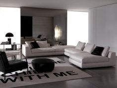HAMILTON - Designer Sofas from Minotti ✓ all information ✓ high-resolution images ✓ CADs ✓ catalogues ✓ contact information ✓ find your. Modern Sofa Designs, Modern Interior Design, Modern Interiors, Modern Decor, Sofa Design Pictures, Divani Design, Hamilton Sofa, Luxe Decor, Living Room Interior