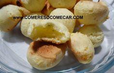 PÃO DE QUEIJO DA LÉIA (BEM MACIO) - Receitas Culinárias