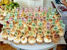 reunion cupcakes