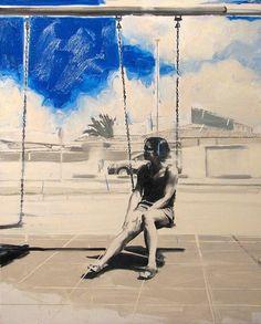Art of the Day - Robert Bubel  http://toyastales.blogspot.com/2014/12/art-of-day-robert-bubel.html