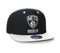 c63eac54602 Personalized Brooklyn Nets Snapback Hats Sport Caps Comfortable easy fit  Adult Unisex Flat Visor Bill One Size Fits Most Great looking quality hip  hop hat ...