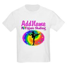 Personalized Figure Skating Tees and gifts from http://www.cafepress.com/sportsstar.1332604987 #Ilovefigureskating #Iceprincess #Figureskater #IceQueen #Iceskate #Skatinggifts #Iloveskating #Borntoskate #Figureskatinggifts #SkatingChristmasgift #Figureskatergift