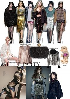 How To Wear- After the Party Party Kit, Eight, January, How To Wear, Fashion, Moda, Fashion Styles, Fashion Illustrations
