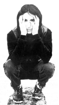 Trent Reznor, Nine Inch Nails I Love Music, Music Is Life, My Music, Beautiful Boys, Beautiful People, Trent Reznor, Nine Inch Nails, Mike Patton, Victorian Goth